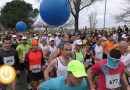 Dominio portugués en la XXIII Maratón Popular Ciudad de Badajoz