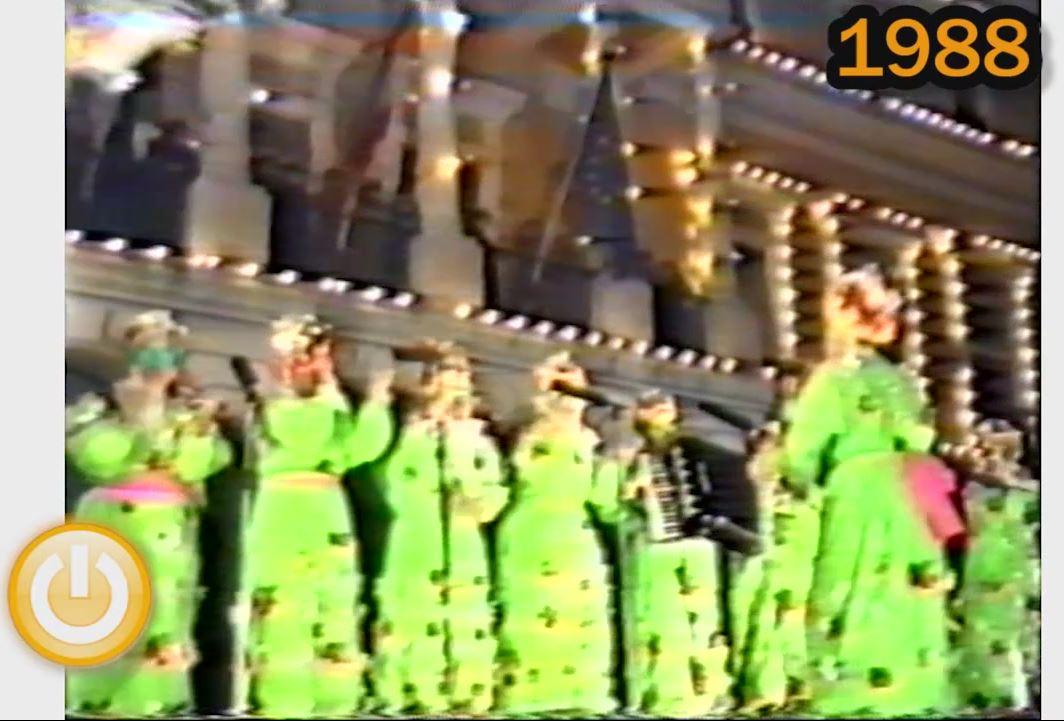 Te acuerdas: Carnavales 1988  Entrega de Premios