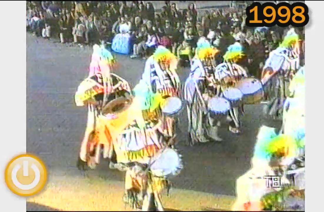 Te acuerdas: Desfile Carnavales 1998