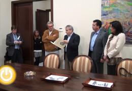La Mesa del Parlamento de Extremadura se reúne en Badajoz