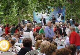 Los Mayores de Badajoz disfrutan de unas jornadas gastronómicas