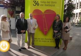 Inaugurada la XXXIV Feria del Libro de Badajoz