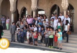 Los alumnos del colegio San Pedro de Alcántara escriben un libro sobre la ciudad