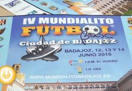 El Mundialito de fútbol base reunirá a 1500 niños