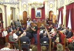 Toma de posesión de la Corporación Municipal del Ayuntamiento de Badajoz
