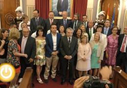 El Ayuntamiento de Badajoz comienza una nueva legislatura