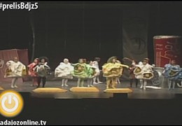 Murgas Carnaval de Badajoz 2014: Polichinela en preliminares