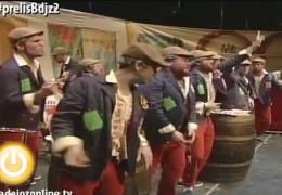 Murgas Carnaval de Badajoz 2014: A Contragolpe en semifinales