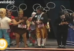 Murgas Carnaval de Badajoz 2014: Los Repescas en semifinales