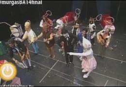 Final del Concurso de Murgas Carnaval de Badajoz 2014: Los Repescas