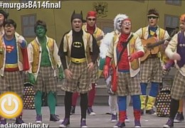 Final del Concurso de Murgas Carnaval de Badajoz 2014: Los Water Closet