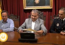 Rubén Muñoz jura cargo de superintendente