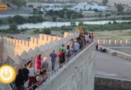 Recorrer el perimetro de la alcazaba será posible a finales de año