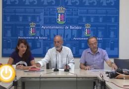 Podemos Recuperar Badajoz acusa al PSOE de bloquear sus propuestas