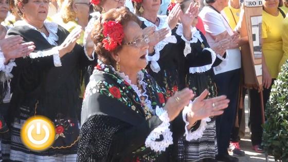El Ayuntamiento celebra el Día del Mayor con rutas y baile