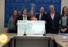 La Caixa entrega ayudas por importe de 110.000 euros a asociaciones