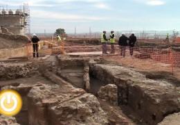 La restauración del baluarte de la Trinidad estará acabada antes de finales de año