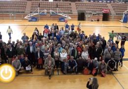 Más de un centenar de mayores participan en el II Campeonato de Petanca