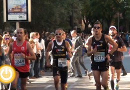 Bruno Paixao y Cristina Durán ganadores de la Media Maratón Elvas-Badajoz