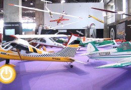 Más de 130 expositores participan en la XXVI Feria de España y Portugal
