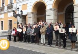 Minuto de silencio por una nueva víctima de violencia en Lebrija