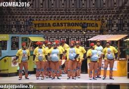 Murgas Carnaval de Badajoz 2016: A contragolpe en preliminares