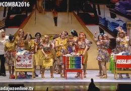 Murgas Carnaval de Badajoz 2016: Serendipity en preliminares