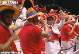 Murgas Carnaval de Badajoz 2016: Los Mirinda en preliminares