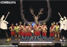 Murgas Carnaval de Badajoz 2016: Pixa a la Fulaneska en preliminares