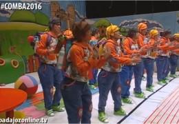 Murgas Carnaval de Badajoz 2016: Al Maridi en Semifinales