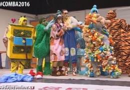 Murgas Carnaval de Badajoz 2016: Ese es el Espíritu en Semifinales