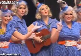 Murgas Carnaval de Badajoz 2016: La Galera en Semifinales
