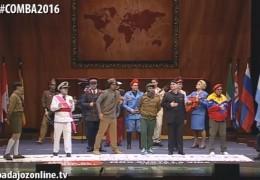 Murgas Carnaval de Badajoz 2016: Water Closet en Semifinales