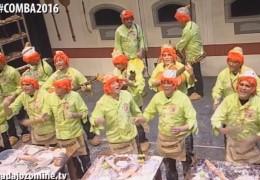 Murgas Carnaval de Badajoz 2016: La Caidita en Semifinales