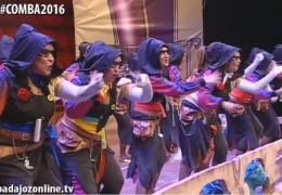 Murgas Carnaval de Badajoz 2016:  Las Chimuxurris en Semifinales