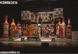 Murgas Carnaval de Badajoz 2016: Los Espantaperros en Semifinales
