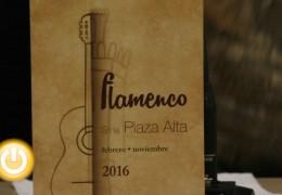 El ciclo de flamenco vuelve a apostar por el talento extremeño