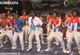Los Chungos en la Final del Concurso de Murgas del Carnaval de Badajoz 2016