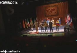 Water Closet en la Final del Concurso de Murgas del Carnaval de Badajoz 2016