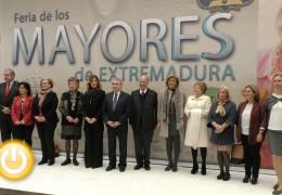 Abierta la XIX Feria de los Mayores de Extremadura