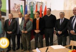 La Eurociudad Elvas-Badajoz-Campo Maior presenta su candidatura a dos proyectos