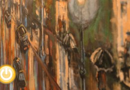 Exposición de 26 obras inéditas de Vaquero Poblador