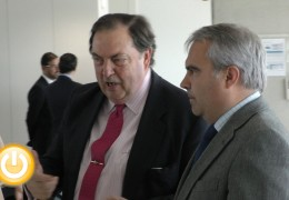 El alcalde asiste a la inauguración de las nuevas instalaciones de Europ Assistance