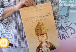 Diego Neria presenta 'El despiste de Dios'