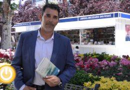 Víctor del Árbol, protagonista de hoy en la Feria del Libro