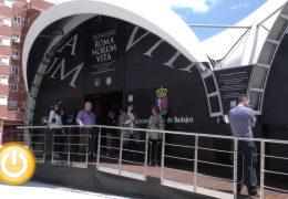 La exposición 'Romanorum Vita' estará en Badajoz hasta el 29 de junio
