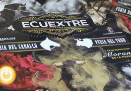 ECUEXTRE, la Feria del Caballo y del Toro se celebrará del 9 al 12 de junio