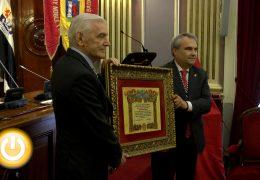Enrique Sánchez de Léon nombrado Hijo Predilecto de la Ciudad de Badajoz