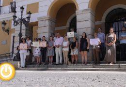 Badajoz condena el asesinato de Benita Núñez, la última víctima de violencia de género