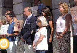 Badajoz condena el asesinato machista ocurrido en Torrevieja